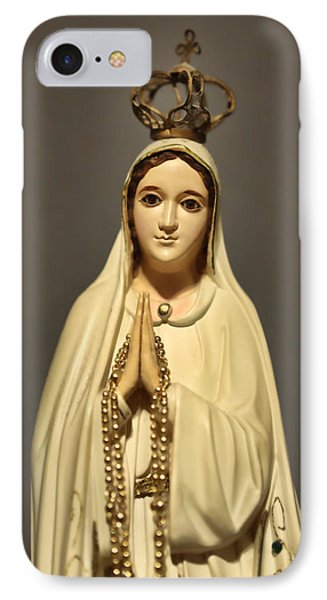 Religion - The Virgin Mary IPhone Case