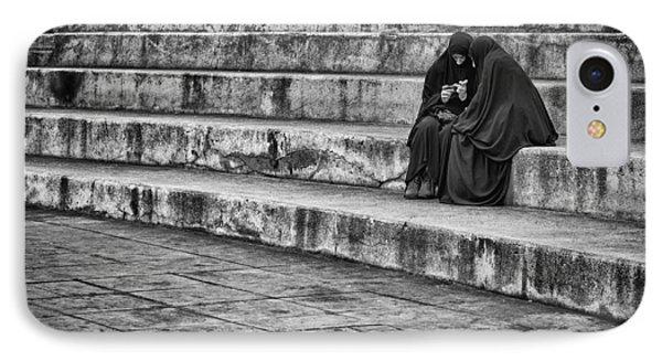 Religion Phone Case by Dobromir Dobrinov