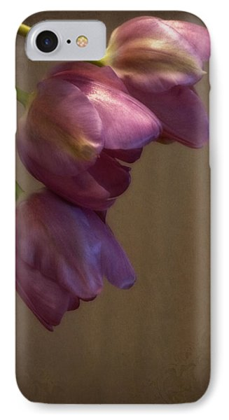 IPhone Case featuring the photograph Remaining Glory by Lucinda Walter