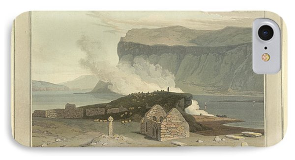 Remains Of The Chapel On Inch Kenneth IPhone Case by British Library