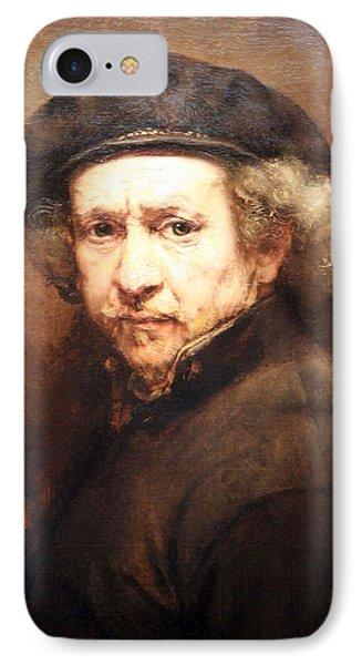 Rembrandt On Rembrandt IPhone Case