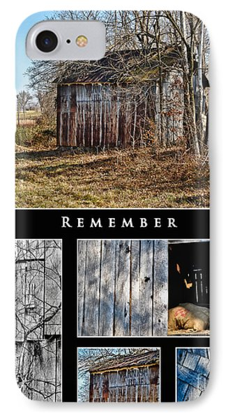 Remember IPhone Case by Greg Jackson