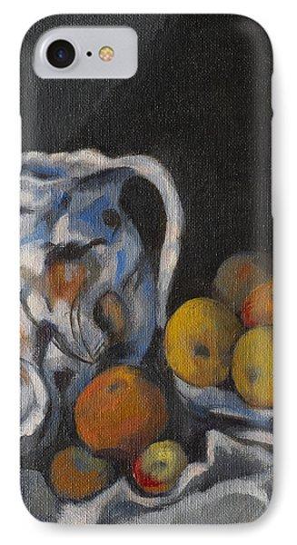 Remembering Cezanne IPhone Case
