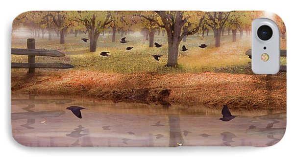 Remembering Everlasting Peace IPhone Case by David M ( Maclean )