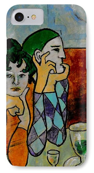 Remembering Picasso IPhone Case