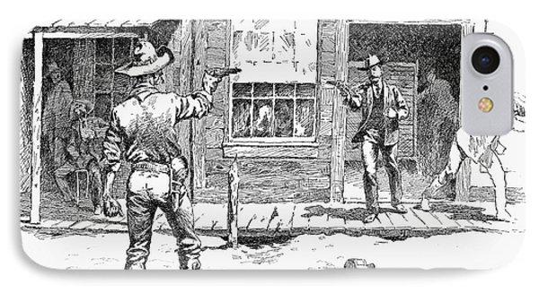 Remington: Duel Phone Case by Granger