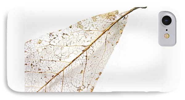 Remnant Leaf Phone Case by Ann Horn
