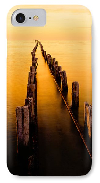 Remnants IPhone Case by Chad Dutson