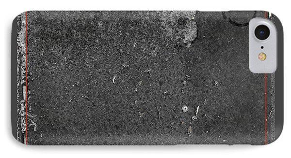 Remnants Xx Phone Case by Paul Davenport