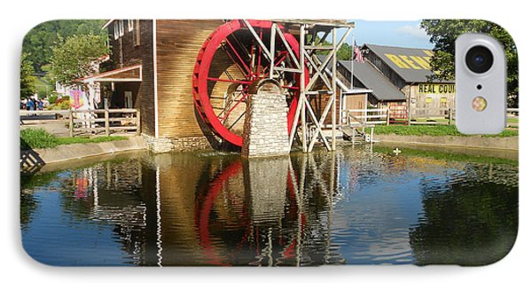 Renfro Valley  Mill IPhone Case by Mary Carol Story
