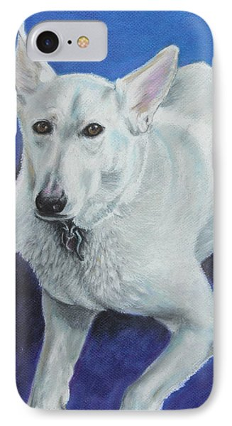 IPhone Case featuring the painting Reno by Jeanne Fischer