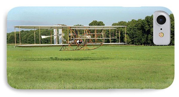 Replica Wright Flyer IPhone Case by National Park Service/us Department Of Energy