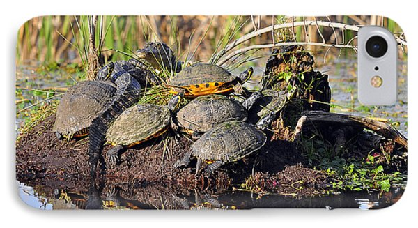 Reptile Refuge Phone Case by Al Powell Photography USA