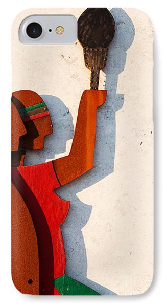 Republic Sculpture In Ourem Phone Case by Luis Alvarenga