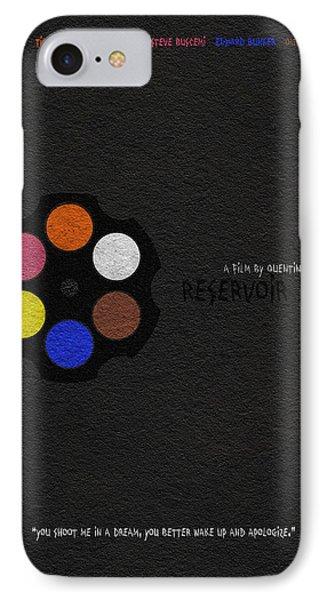 Reservoir Dogs IPhone Case by Ayse Deniz