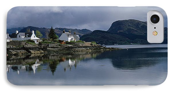 Residential Structure On The IPhone Case