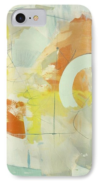 IPhone Case featuring the painting Resonance  C2012 by Paul Ashby