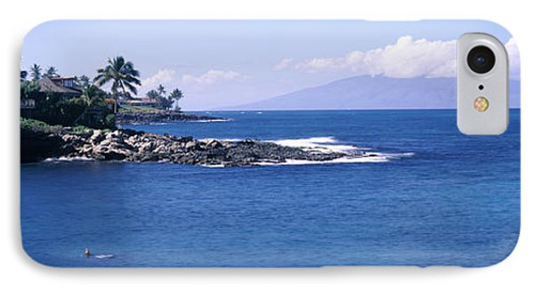 Resort At A Coast, Napili, Maui IPhone Case by Panoramic Images
