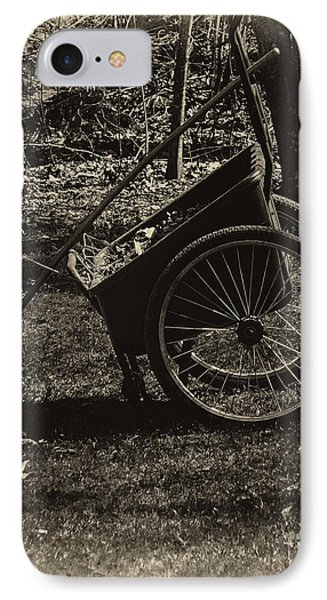 IPhone Case featuring the photograph Rest Awhile by Mark Myhaver