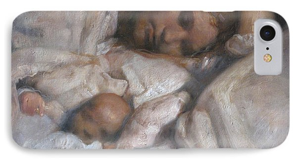 Rest IPhone Case by Odd Nerdrum