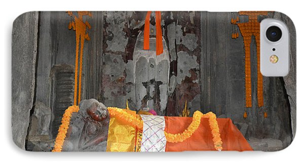 Resting Buddha IPhone Case
