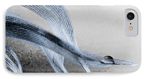 Resting On A Feather IPhone Case by Bob Orsillo