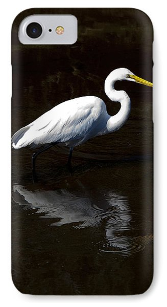 IPhone Case featuring the photograph Resting Reflection by Paula Porterfield-Izzo