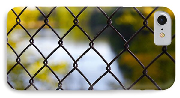 Restricted Access IPhone Case by Michelle Joseph-Long