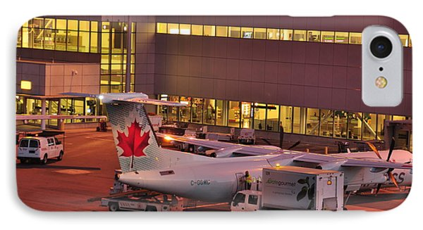 resupplying air Canada   IPhone Case by Puzzles Shum