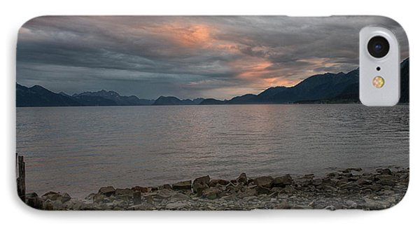 Resurrection Bay IPhone Case by Darlene Bushue