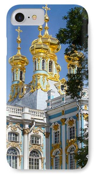 Resurrection Church Catherine Palace IPhone Case
