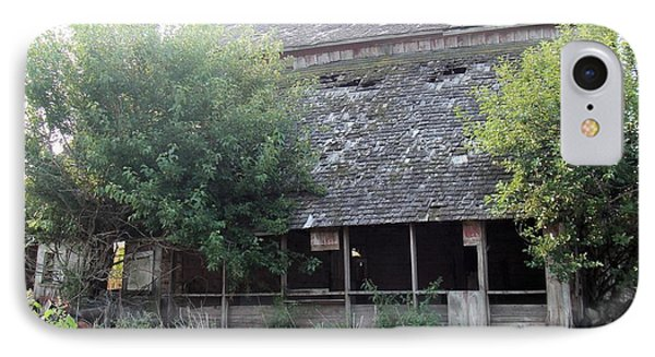 IPhone Case featuring the photograph Retired Barn by Bonfire Photography