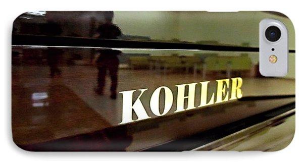 Retired Kohler Piano Phone Case by Danielle  Parent