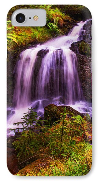 Retreat For Soul. Rest And Be Thankful. Scotland IPhone Case by Jenny Rainbow