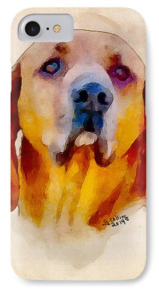 Retriever IPhone Case