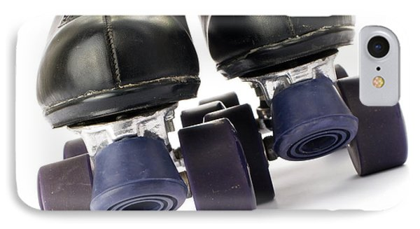 Retro Roller Skates Phone Case by Jose Elias - Sofia Pereira
