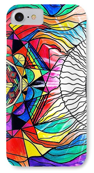 Return To Source Phone Case by Teal Eye  Print Store