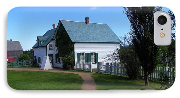 Returning To Green Gables IPhone Case