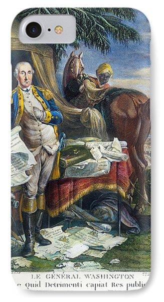 Rev. War: Yorktown, 1781 IPhone Case by Granger