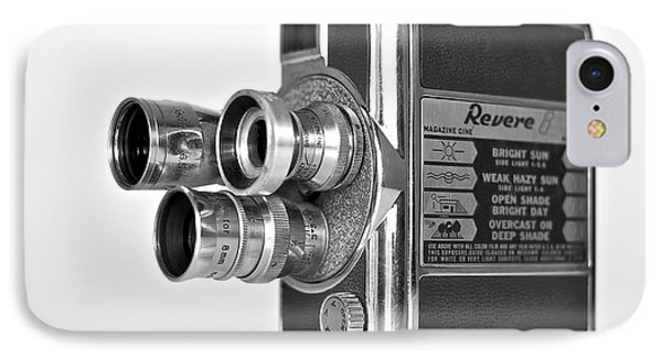 Revere 8 IPhone Case by Mark Miller