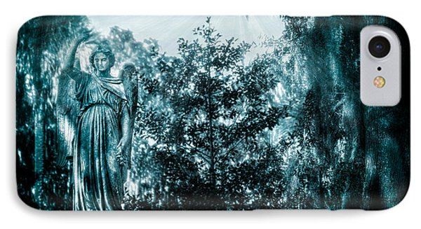 Reverence IPhone Case by Mark Andrew Thomas