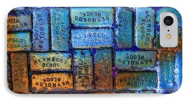 Reynolds Blocks - Vintage Art By Sharon Cummings IPhone Case