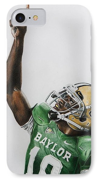 Rgiii IPhone Case by Brian Broadway