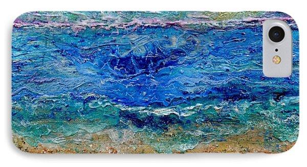 Rhapsody On The Sea  Phone Case by Regina Valluzzi