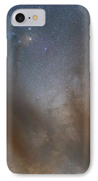 Rho Ophiuchi Cloud Complex IPhone Case by Luis Argerich