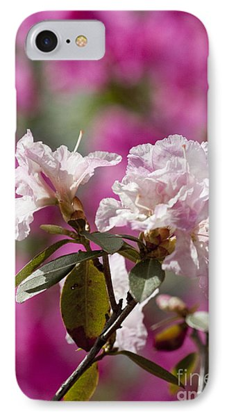 Rhododendron Phone Case by Steven Ralser