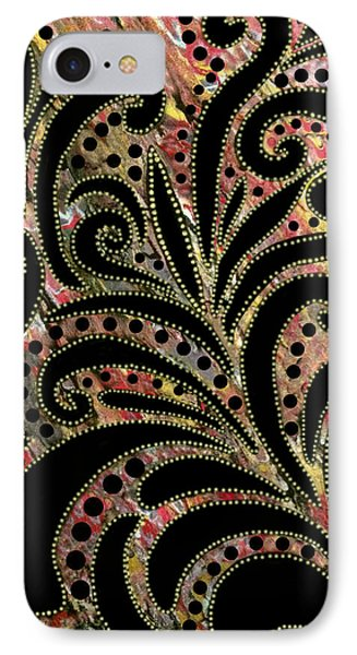 Rhythm Of Life IPhone Case