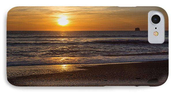 Rialto Beach Sunset Phone Case by Pierre Leclerc Photography