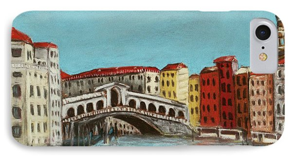 Rialto Bridge Phone Case by Anastasiya Malakhova