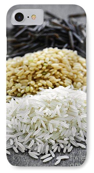 Rice Phone Case by Elena Elisseeva